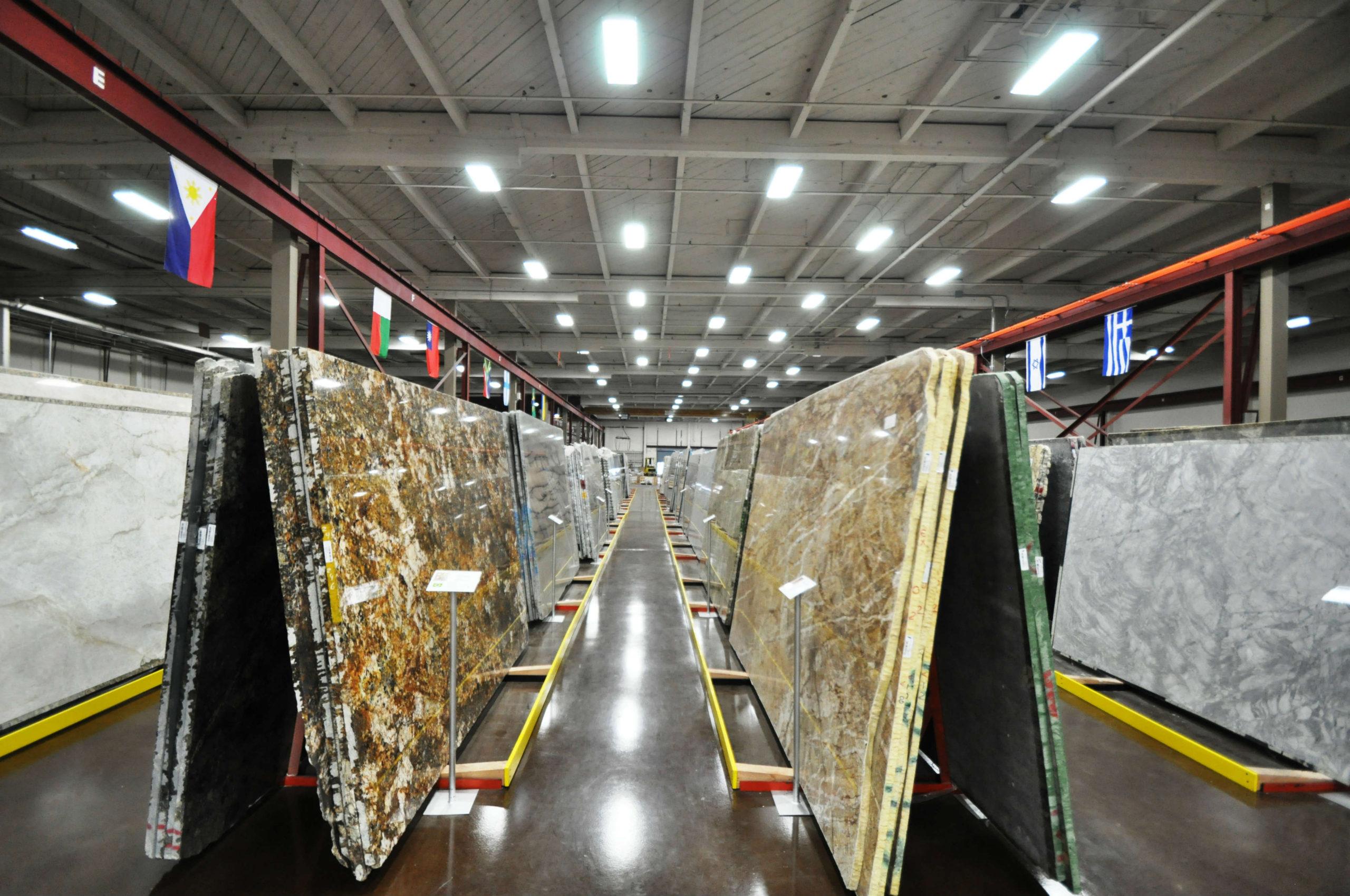 Quartz Worktops Slab Factory